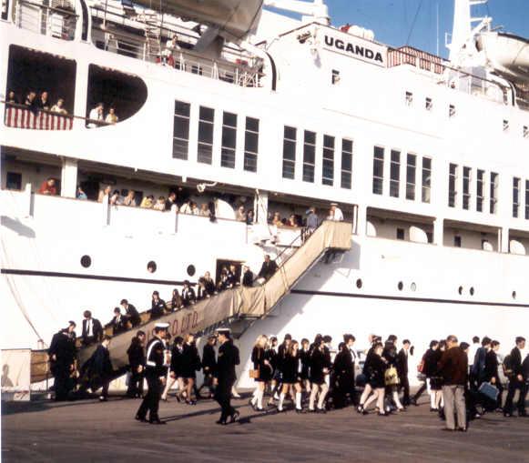 Educational Cruise Ship Service - Educational cruise ships